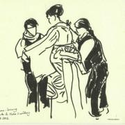 Florence Plissart, carent de voyage Japon, femme en kimono, mariage au Japon, japanese wedding, japanese woman portrait