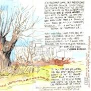 Florence Plissart, Carnets de regards, Anderlecht, Escale du Nord, Erasme, Vogelenzangbeek, Urban Sketcher, Urban sketching