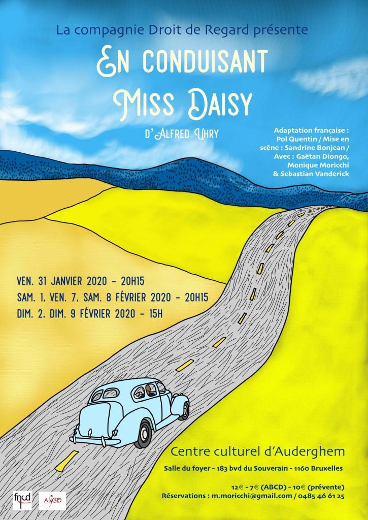 Daisy_Affiche_Florence_Plissart