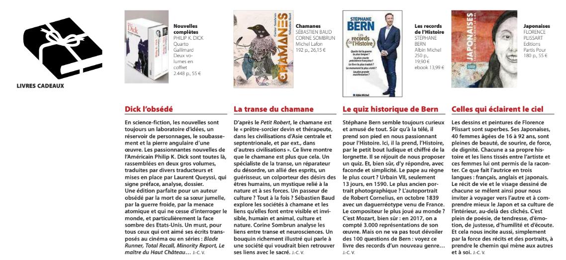 Le Soir, Jean-Claude Vantroyen, 19 & 20 décembre 2020